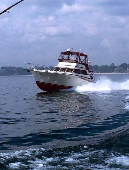 Trio Fishing Charters Lake Michigan Fishing  Algoma Kewaunee Door County