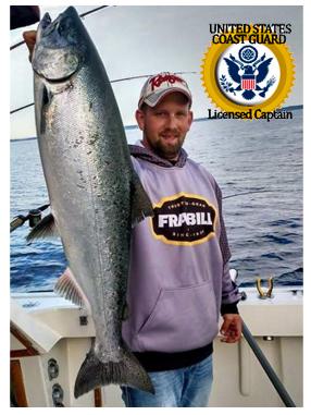 Captain Matt Trio Fishing Charters